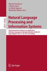 Natural Language Processing and Information Systems : 22nd International Conference on Applications of Natural Language to Information Systems, NLDB 2017, Liège, Belgium, June 21-23, 2017, Proceedings