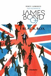 James Bond: Blackbox TPB