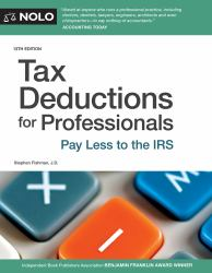Tax Deductions for Professionals : Pay Less to the IRS