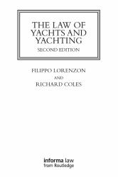 The Law of Yachts and Yachting