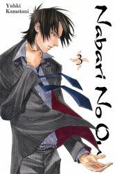 Nabari No Ou, Vol. 3