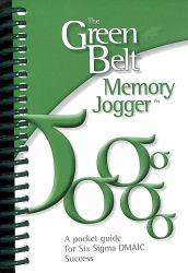 The Green Belt Memory Jogger