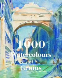 1000 Watercolurs of Genius