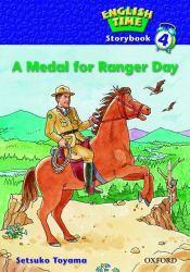 A Medal for Ranger Day