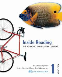 Inside Reading - The Academic Word List in Context