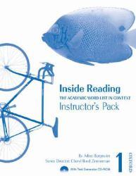 Inside Reading, Level 1