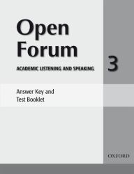 Academic Listening and Speaking
