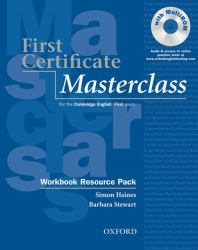 FIRST CERTIFICATE MASTERCLASS: WORKBOOK RESOURCE PACK WITHOUT KEY