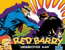 Red Barry: Undercover Man Volume 2