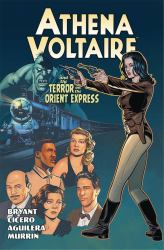 Athena Voltaire and the Terror on the Orient Express