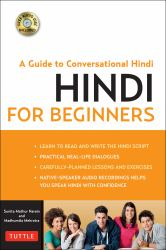 Hindi for Beginners : Mastering Conversational Hindi (CD-ROM Included)